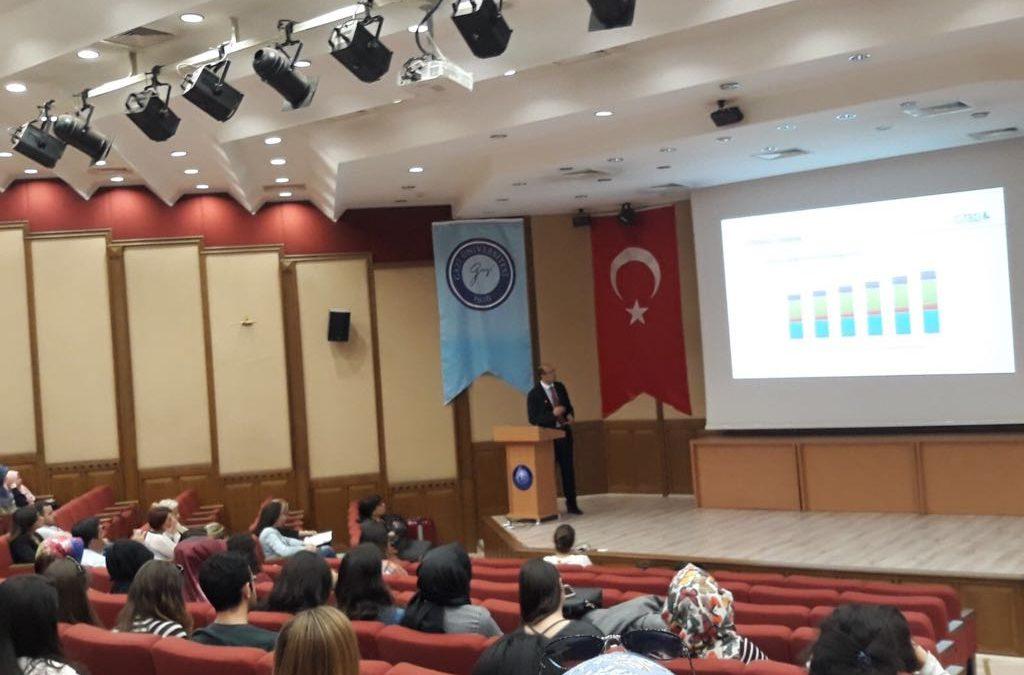Gıda Takviyeleri Üniversite Konferansları