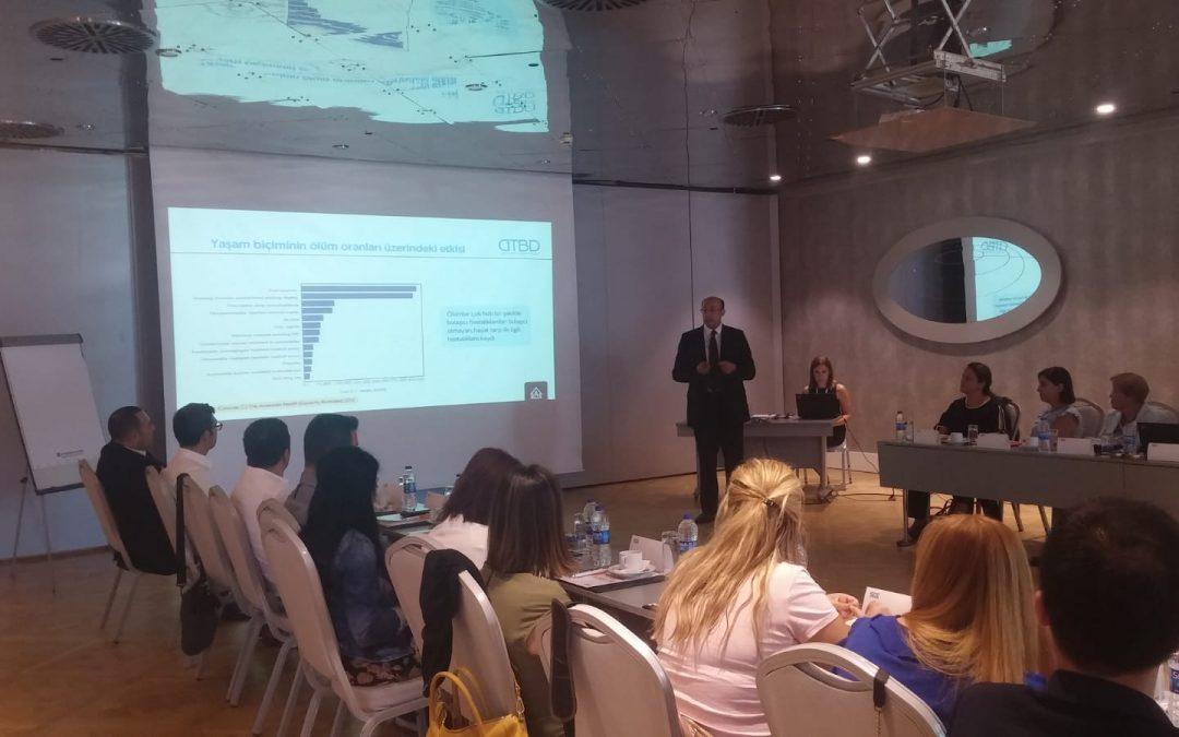 """Gıda Takviyesi Mevzuatı ve Denetimi"""" Çalıştayı İstanbul'da gerçekleştirildi."""
