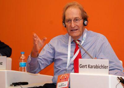 Panel 2 Dr. Gert Karabichler